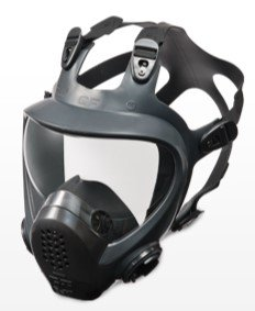 SHIGEMATSU 05STS012 - CF01 Full Face Respirator