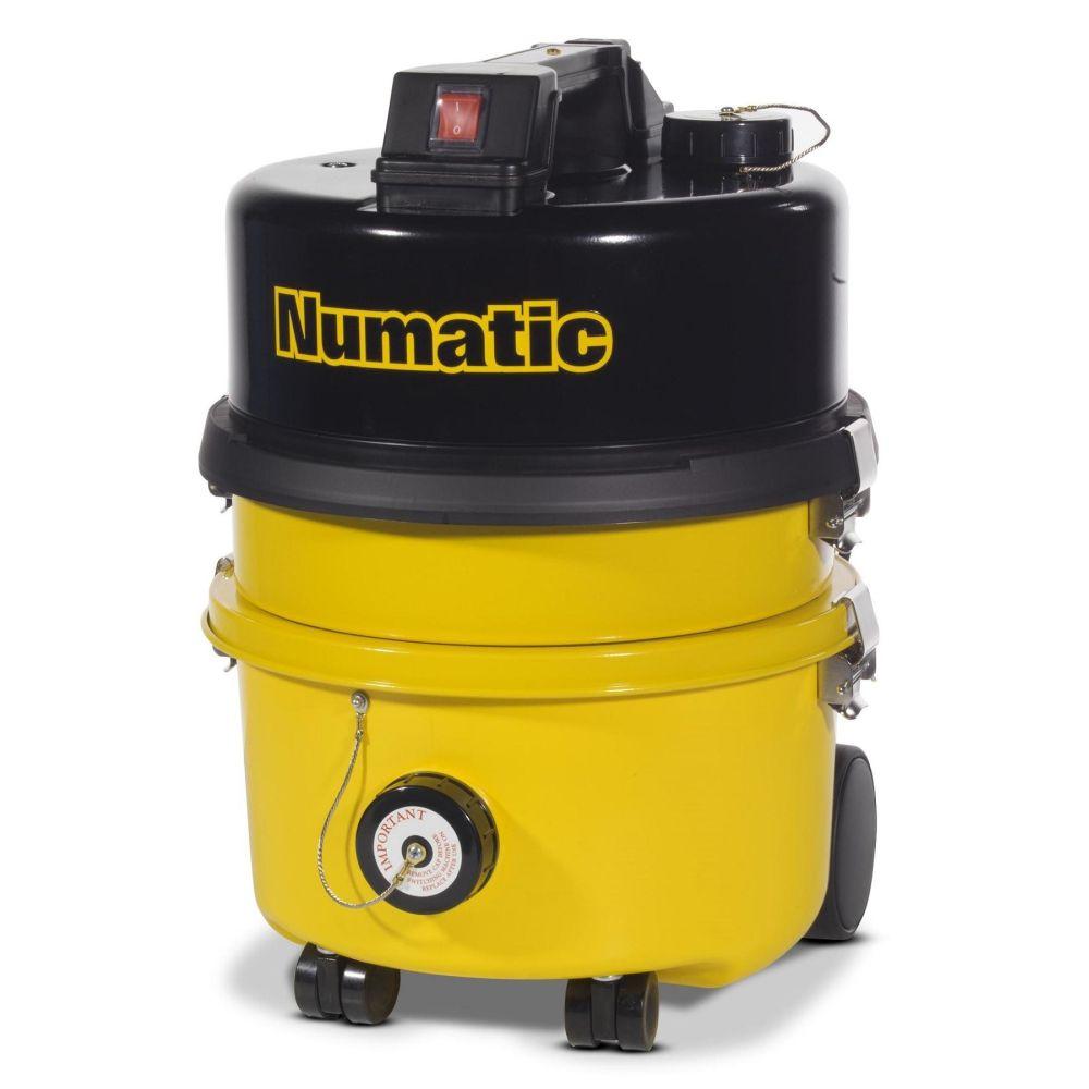 Numatic HZQ190 Asbestos Vacuum