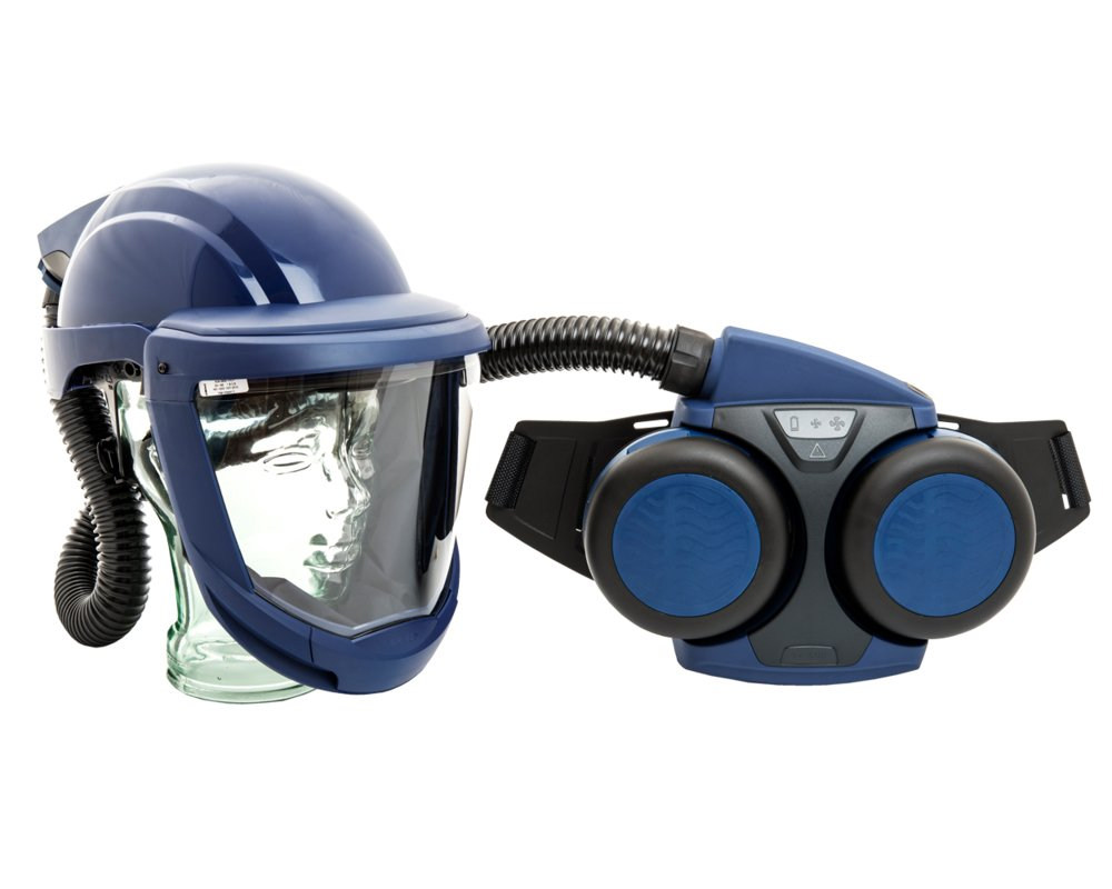 SUNDSTROM SR500 Fan unit with standard battery & SR580 Helmet