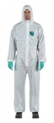 Microgard 1800 Type 5/6 White Coverall (MG18-111WHL - L)