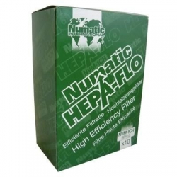 Numatic Genuine HZQ200 Bags 10pk