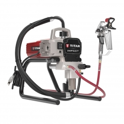 Titan Impact 410 (Skid) Airless Sprayer
